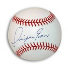 Dwight Evans Autographed MLB Baseball