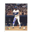"George Foster New York Mets Autographed 8"" x 10"" Photograph (Unframed)"