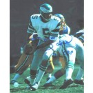 "Roman Gabriel Autographed ""CBP"" Philadelphia Eagles 8"" x 10"" Photo Inscribed ""73 CBP"""