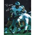 "Roman Gabriel Autographed ""Vs Chargers"" Philadelphia Eagles 8"" x 10"" Photo"
