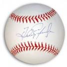 Andres Galarraga Autographed MLB Baseball