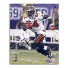 "Joey Galloway Autographed Tampa Bay Buccaneers 8"" x 10"" Photograph (Unframed)"