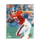 "Randy Gradishar Denver Broncos Autographed 8"" x 10"" Orange Jersey Photograph with ""53"" Inscription (Unframed)"