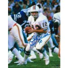 "Bob Griese Autographed ""Vs Cowboys"" Miami Dolphins 8"" x 10"" Photo Inscribed ""HOF 90"""