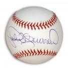 Pedro Guerrero Autographed MLB Baseball
