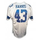 """Cliff Harris Autographed Custom Throwback Football Jersey Inscribed with """"6X Pro... by"""