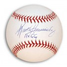 "Keith Hernandez Autographed MLB Baseball Inscribed with ""11x GG"""