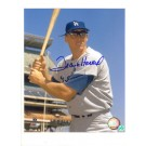 "Frank Howard Autographed Los Angeles Dodgers 8"" x 10"" Photograph (Unframed)"