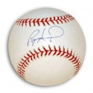 Ryan Howard Autographed MLB Baseball by