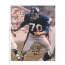 "Sam Huff New York Giants Autographed 8"" x 10"" Photograph (Unframed)"