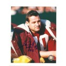 """Sam Huff Washington Redskins Autographed 8"""" x 10"""" Photograph Inscribed with """"HOF 1982"""" and """"#70"""" (Unframed)"""