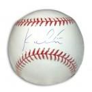 Kazuhisa Ishii Autographed Baseball by