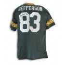 John Jefferson Green Bay Packers Autographed Green Throwback Jersey by