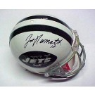 Joe Namath, New York Jets NFL Autographed Full Size Proline Helmet