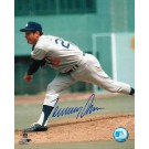 "Tommy John Los Angeles Dodgers Autographed 8"" x 10"" Photograph (Unframed)"