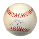 Andruw Jones Autographed National League Baseball