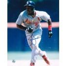 "Brian Jordan Autographed ""Running the Bases"" St. Louis Cardinals 8"" x 10"" Photo"