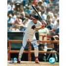 "Wally Joyner Autographed ""At the Plate"" California Angels 8"" x 10"" Photo"