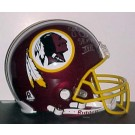 "John Riggins Autographed ""Super Bowl MVP XVII"" Washington Redskins Full Size Riddell Helmet"