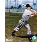 "George Kell Autographed ""Swinging"" Detroit Tigers 8"" x 10"" Photo"