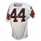 "Leroy Kelly Cleveland Browns Autographed Throwback Football Jersey Inscribed ""HOF... by"