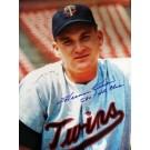"Harmon Killebrew Autographed Minnesota Twins 11x14 Photo Inscribed ""500 HR Club"""