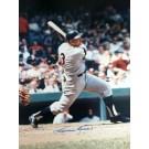 "Harmon Killebrew Autographed ""Swinging"" Minnesota Twins 11x14 Photo"