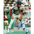"Dave Kingman New York Mets Autographed 8"" x 10"" Unframed Photograph"