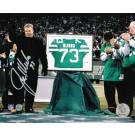 """Joe Klecko New York Jets Autographed 8"""" x 10"""" Photograph (With Jersey) (Unframed)"""