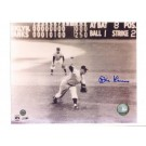 "Don Larsen New York Yankees ""Perfect Game"" Autographed 8"" x 10"" Pitching Photograph (Unframed)"