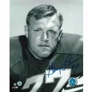 "Gary Larsen Autographed ""Head Shot"" Minnesota Vikings 8"" x 10"" Photo"