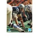 "Bob Lilly Autographed ""Vs Colts"" Dallas Cowboys 8"" x 10"" Photo"
