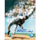 "Juan Marichal Autographed ""Follow Through"" San Francisco Giants 8"" x 10"" Photo"