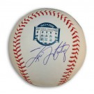 Tino Martinez Autographed Yankee Stadium Final Season Baseball