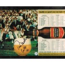 "Tom Matte Baltimore Colts Autographed 8"" x 10"" Unframed Photograph from Program"