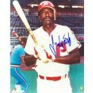 "Gary Matthews Autographed Philadelphia Phillies 8"" x 10"" Photograph (Unframed)"