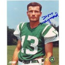 "Don Maynard New York Jets Autographed 8"" x 10"" Photograph (Unframed)"