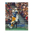 "Don Maynard New York Jets Autographed 8"" x 10"" Photograph Inscribed with ""HOF 87"" (Unframed)"