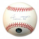 Willie Mays Autographed Baseball