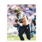 """Deuce McAllister New Orleans Saints Autographed 8"""" x 10"""" Photograph with """"26"""" Inscription (Unframed)"""