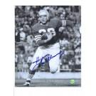"Hugh McElhenny San Francisco 49ers Autographed 8"" x 10"" Photograph (Unframed)"