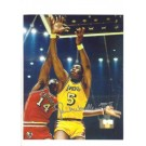 """Jim McMillian Los Angeles Lakers Autographed 8"""" x 10"""" Photograph with """"#5"""" Inscription (Unframed)"""