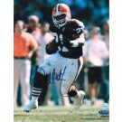 "Eric Metcalf Cleveland Browns Autographed ""Running"" 8"" x 10"" Unframed Photograph"