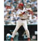 "Mickey Morandini Philadelphia Phillies Autographed 8"" x 10"" Unframed Photograph"