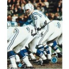 "Earl Morrall Baltimore Colts Autographed 8"" x 10"" Unframed Photograph"
