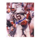 "Earl Morrall Miami Dolphins Autographed 8"" x 10"" Photograph (Unframed)"