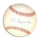 Don Newcombe Autographed Baseball