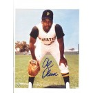 "Al Oliver Pittsburgh Pirates Autographed 8"" x 10"" Photograph (Unframed)"