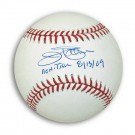 "Jim Palmer Autographed MLB Baseball Inscribed with ""No Hitter 8/13/69"""