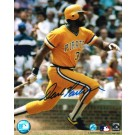"""Dave Parker Autographed """"Gold Jersey"""" Pittsburgh Pirates 8"""" x 10"""" Photo"""